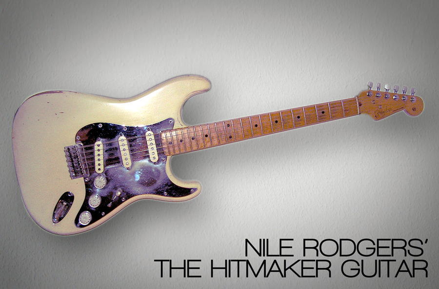 "Nile Rogers' 1959 Strat ""The Hitmaker"""